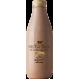 Photo of Lewis Road Creamery Flavoured Milk Chocolate 750ml