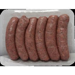 Photo of Dcd Pork Cumberland Sausages