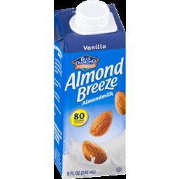 Photo of Blue Diamond Almonds Almond Breeze Almondmilk Vanilla