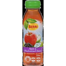 Photo of Berri Juice Apple Blackcurrant 350ml