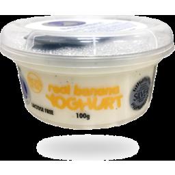 Photo of Barambah Yoghurt Banana 100g