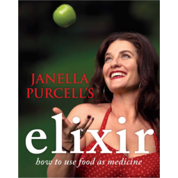 Photo of Purcell. Janella Book - Elixir - How To Use Food As Medicine