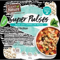 Photo of Super Nature Pulses Whole Meal Sicilian Tuna Bake 300g