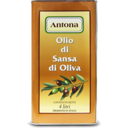 Photo of Antona Olive Pomace Oil 4lt