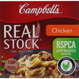 Photo of Campbells Real Stock Chicken 250ml