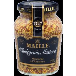 Photo of Maille-Mustardw/Grain 215g