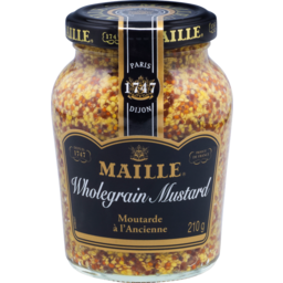 Photo of Maille Mustard Mld Whlgrn 210gm