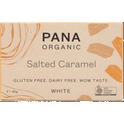 Photo of Pana Choc White Salt Caramel 45g