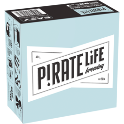 Photo of Pirate Life Easy Ale Cans