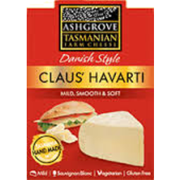 Photo of A/Grove Chsclause Havarti 140g