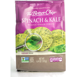 Photo of Better Chip Spinch Kale