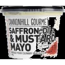 Photo of Cannonhill Mayonnaise Saffron Dill & Mustard 240g