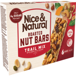 Photo of Nice & Natural Nut Bar Trail Mix 6 Pack