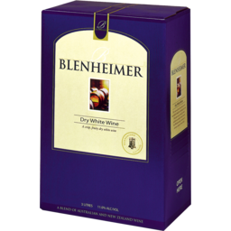 Photo of Blenheimer Cask Dry White 3L