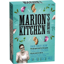Photo of Marion's Kitchen San Choy Bow 342g