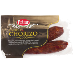 Photo of Primo Chorizo Spanish 200g