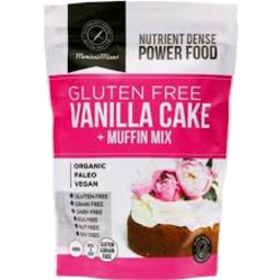 Photo of Monicas Gluten Free Vanilla Cake / Muffin Mix 400gm