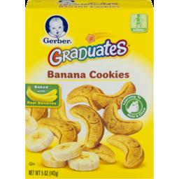 Photo of Gerber Graduates For Toddlers Banana Cookies
