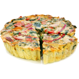 Photo of Quiche Mixed Vegetable Family