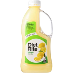 Photo of Diet Rite Lemon Cordial 1lt