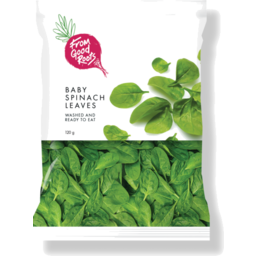 Photo of From Good Roots Baby Spinach 100g