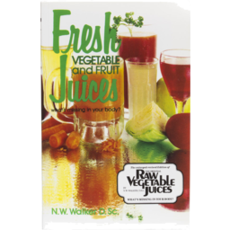 Photo of Walker. Norman Book - Fresh Vegetable And Fruit Juices