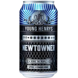 Photo of Young Henry's Newtowner Can 375ml