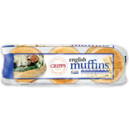 Photo of Cripps Master English Muffins 6 Pack