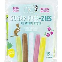 Photo of No Nasties Sugar Free Freezies 15pk