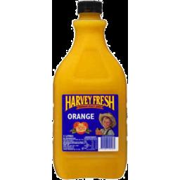 Photo of Harvey Fresh Premium Select Juice Orange 2L