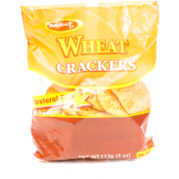 Photo of Butterkist Whole Wheat Crackers