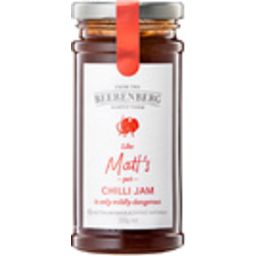 Photo of B/Berg Chilli Jam 300gm