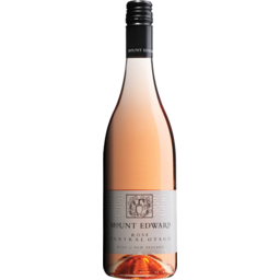 Photo of Mt Edward Central Otago Rose 750ml