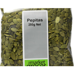 Photo of The Market Grocer Pepitas 250gm