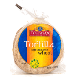 Photo of Toufayan White Tortillas