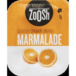 Photo of Zoosh Orange Marmalade Single Serve 13g