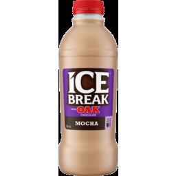 Photo of Ice Break Mocha With Chocolate Flavoured Oat Milk 750ml