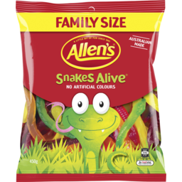 Photo of Allen's Snakes Alive