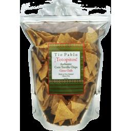 Photo of Tio Pablo Tortilla Chips - Citrus Chilli 230gm