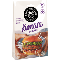 Photo of Bean Supreme Burger Kumara 340g