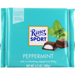 Photo of Ritter Peppermint 100g