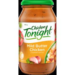 Photo of Indian Tonight Butter Chicken Simmer Sauce 495g