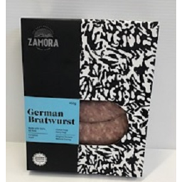 Photo of Zamora Sausages German Bratwurst 450g