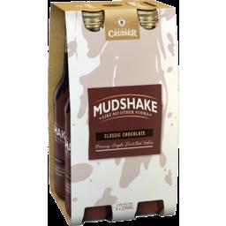 Photo of Vodka Cruiser Mudshake Chocolate 4x270ml