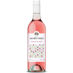 Photo of Jacob's Creek Moscato Rosé 750ml