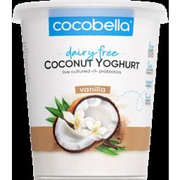 Photo of Cocobella Vanilla Yoghurt 170g