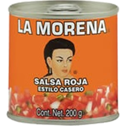 Photo of La Morena Red Mexican Sauce 200g