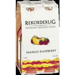 Photo of Rekorderlig Mango-Raspberry Cider Stubbies