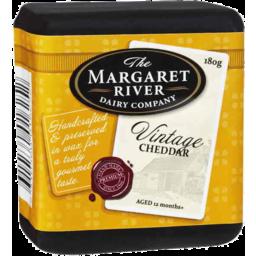 Photo of Margaret River Vintage Cheddar 180gm