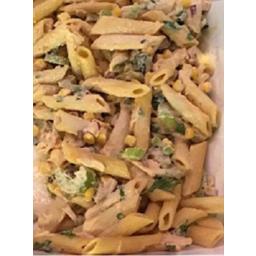 Photo of Chipottle Smoked Chicken Pasta